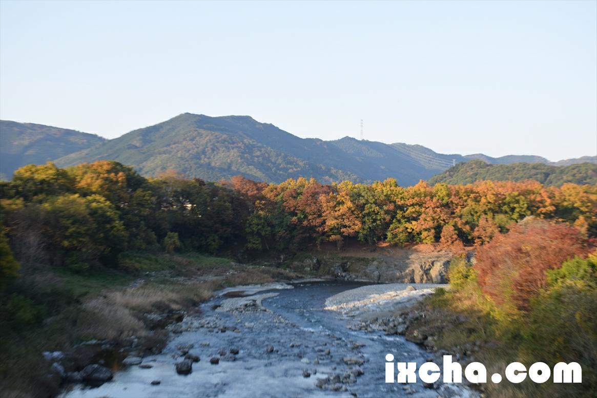 長瀞渓谷 紅葉