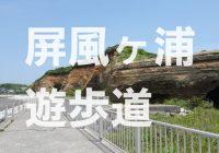 観る・遊ぶ・体験するが揃った千葉の景勝地『屏風ヶ浦遊歩道』にどあそと!