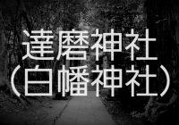船橋市にある千葉県屈指の心霊スポット『達磨神社』へ潜入調査!!