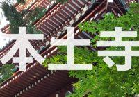混まずに行けるアジサイ寺、千葉県の穴場『本土寺』を徹底解説!!