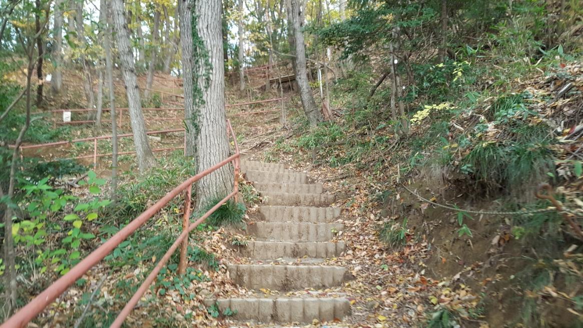 岩山はきちんと整備されており気持ち良く登る事が出来る様になっておりました。