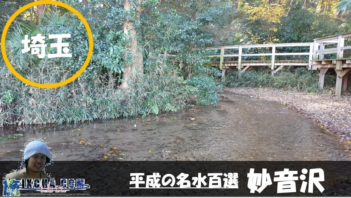 埼玉県新座市にある平成の名水百選に選ばれた「妙音沢」に行ってきました!! ここは、「昭和の名水百選」と「平成の名水百選」の合計200選中、埼玉県で選ばれた5箇所の内の一ヵ所の名水が湧く小川です。 名水百選に選ばれる場所ともなると美味しい水が飲めそうにも思えますが、実際殆どの場所では飲むことは出来ないですが、非常に綺麗な水が湧く場所が選ばれており、ココも澄んだ水を鑑賞出来る素晴らしい場所でした!