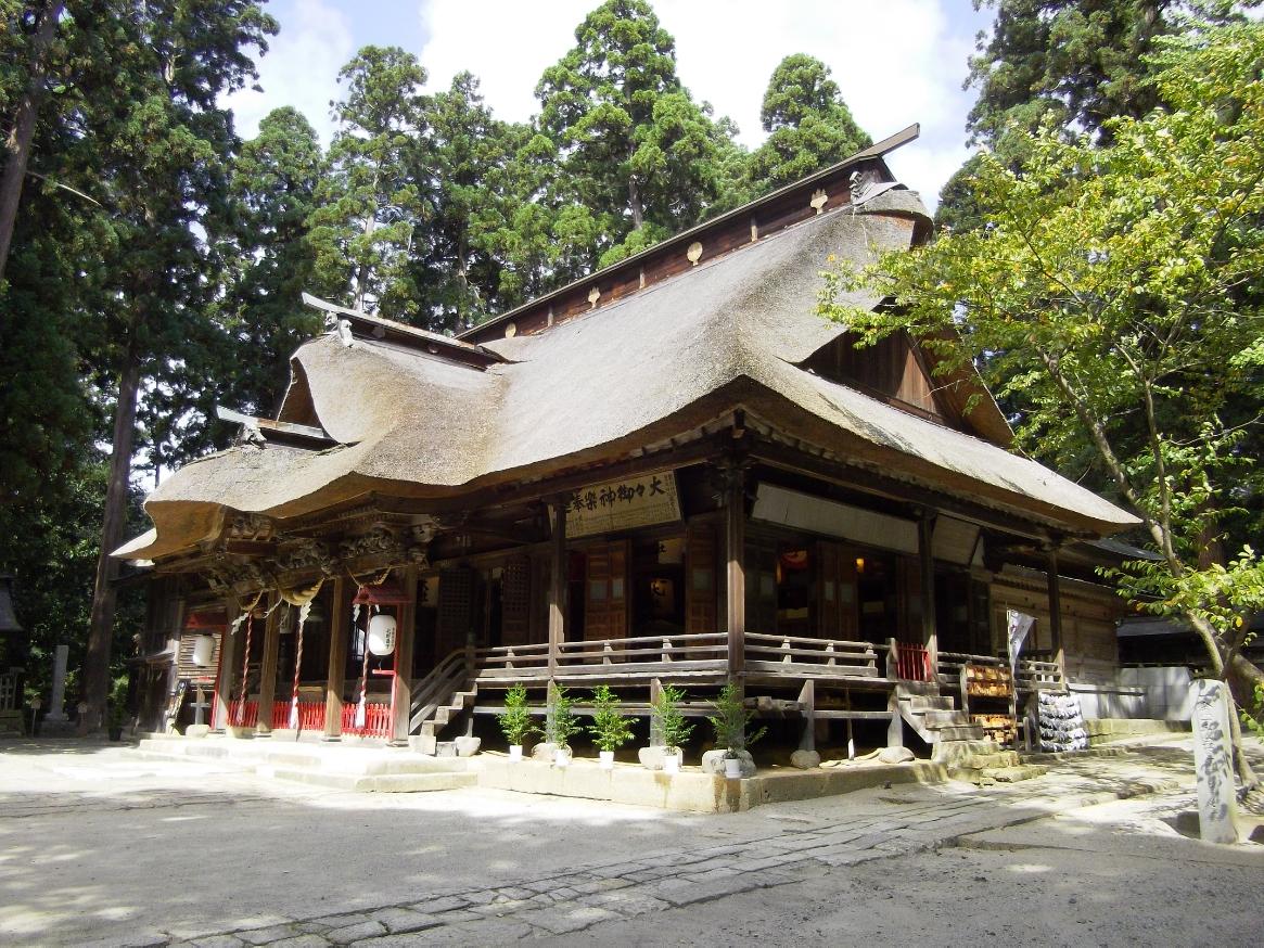 熊野神社本殿