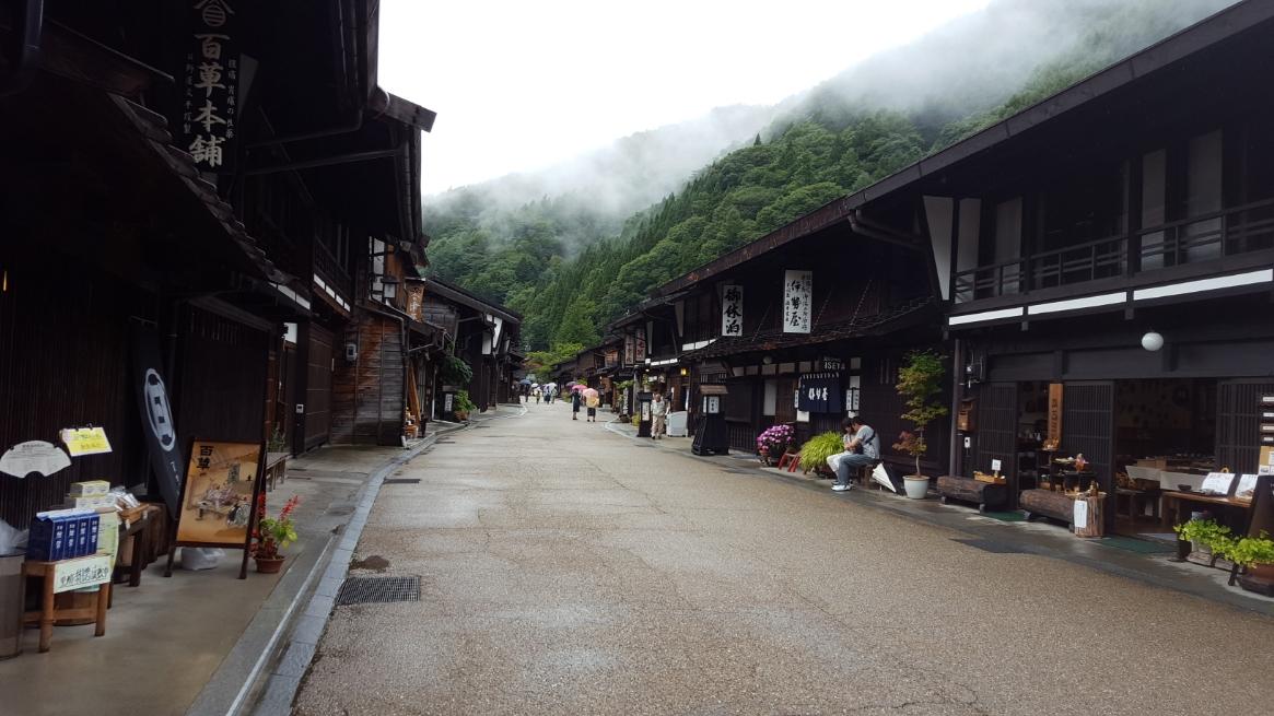 奈良井宿とは!?