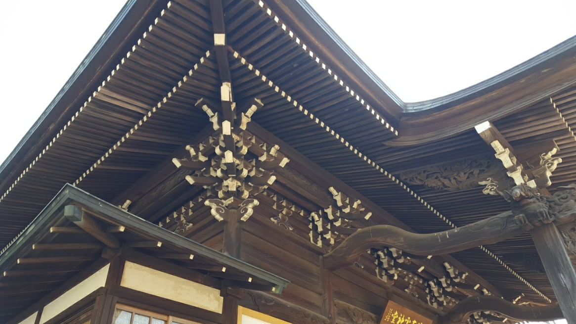 行基による「弘法寺」の建立