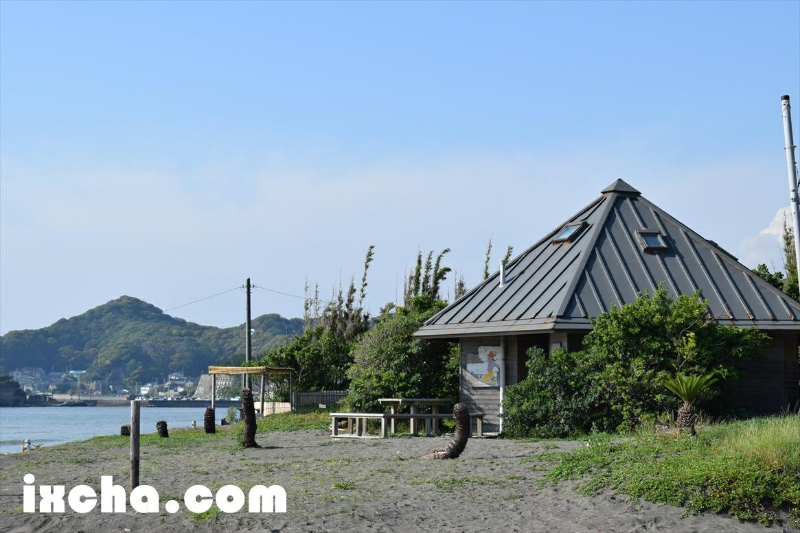 原岡海岸トイレ
