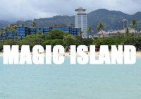 ハワイの穴場ビーチ『マジック・アイランド・ラグーン』をドローンで空撮!