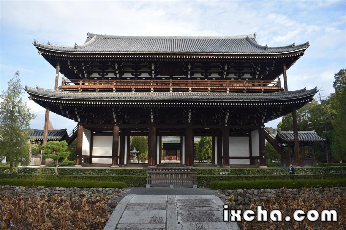 東福寺 三門