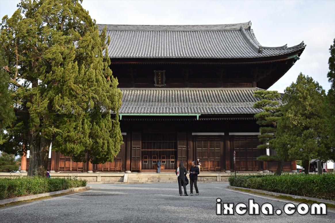 本堂 東福寺