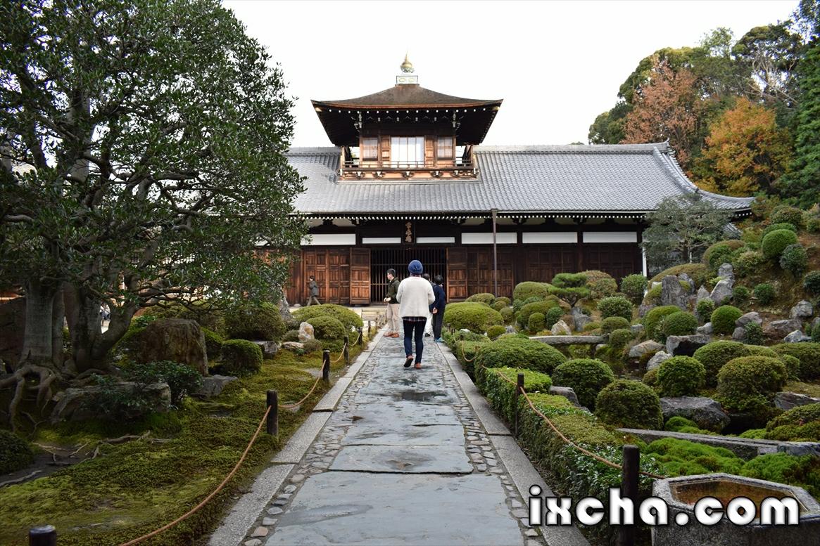 東福寺 紅葉 開山堂