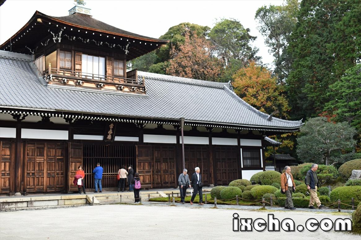 東福寺 紅葉 御堂