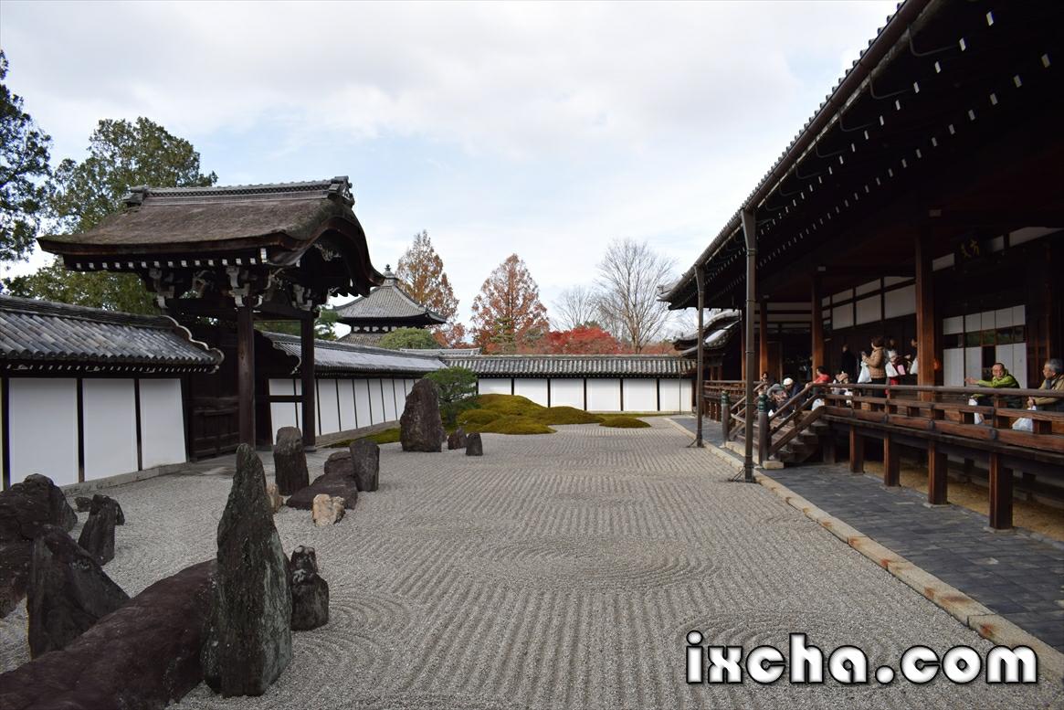 東福寺 庭園