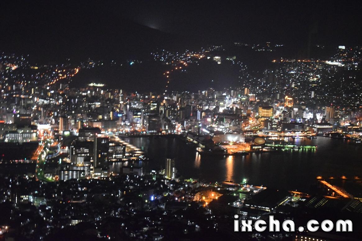 稲佐山の絶景写真