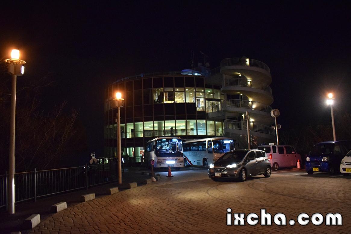 稲佐山駐車場
