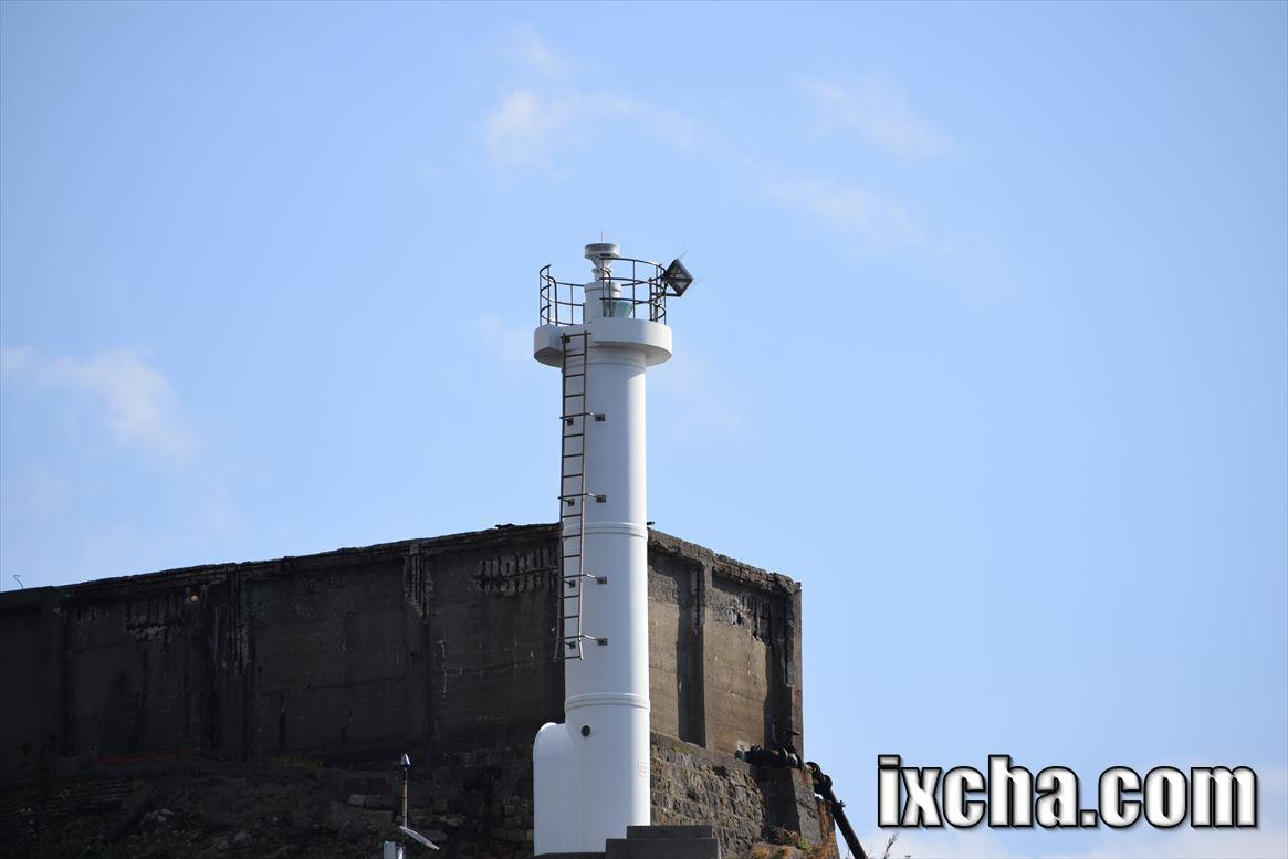 肥前端島灯台
