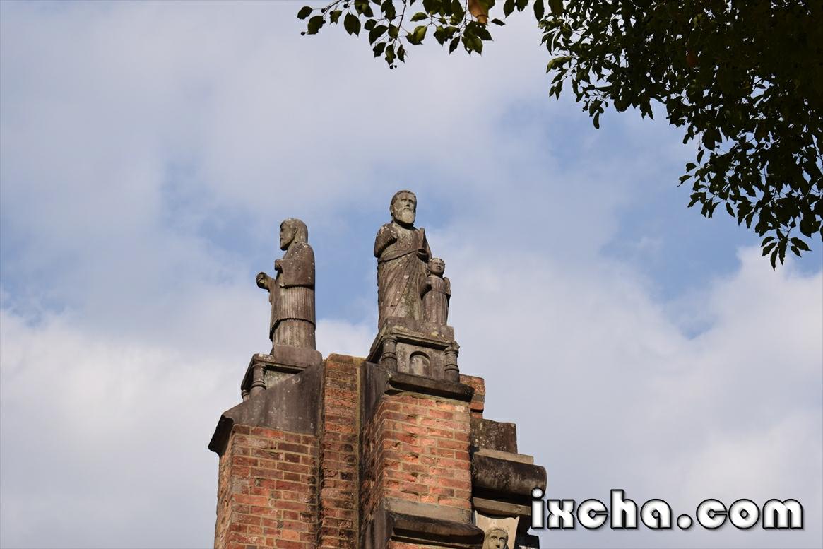 浦上天主堂の遺構