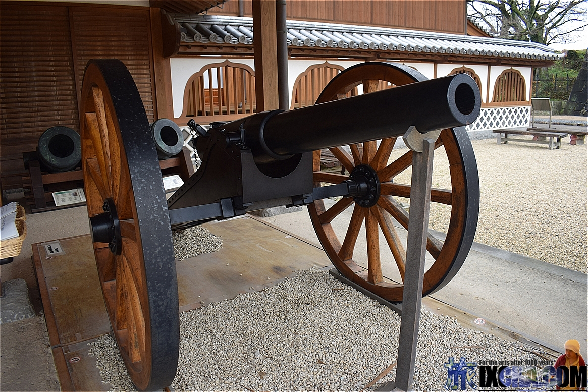 英国製アームストロング砲