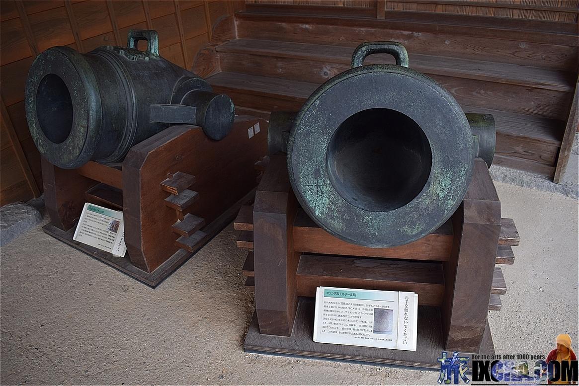 オランダ製モルチール砲