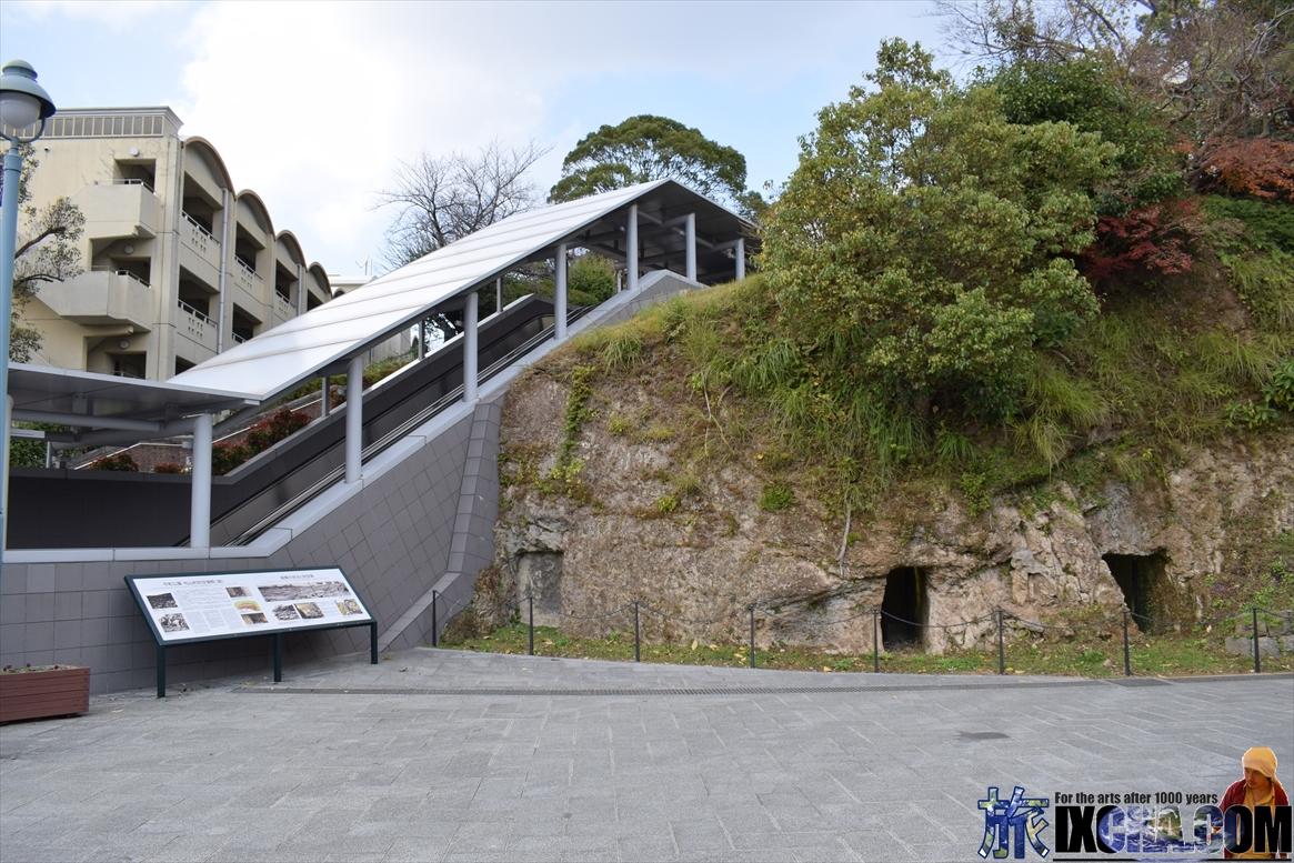 松山町防空壕群(跡)