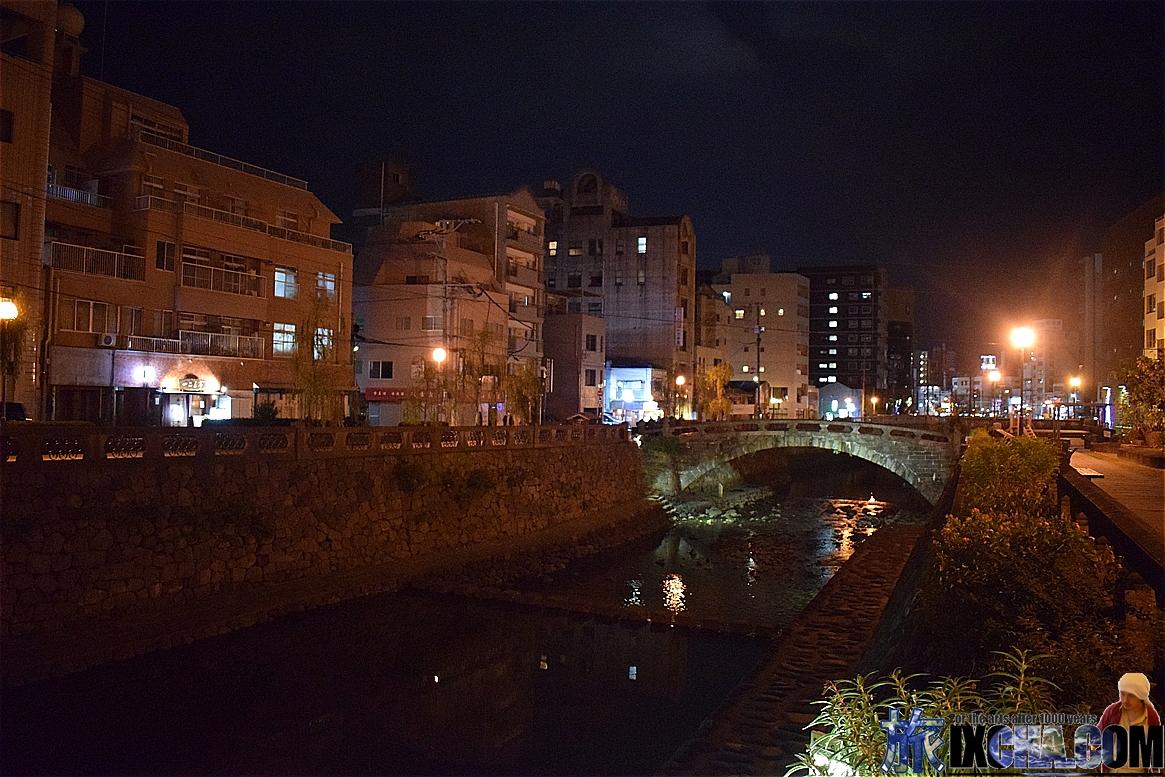 中島川石橋