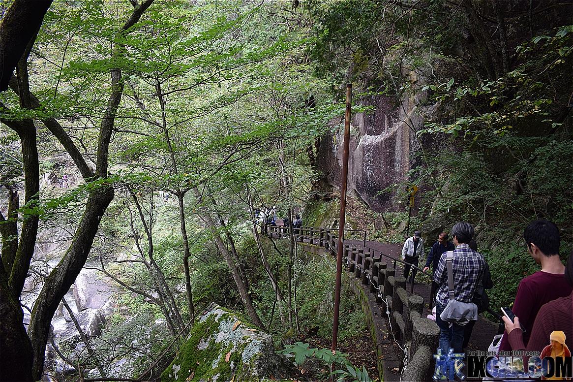 昇仙峡散策路