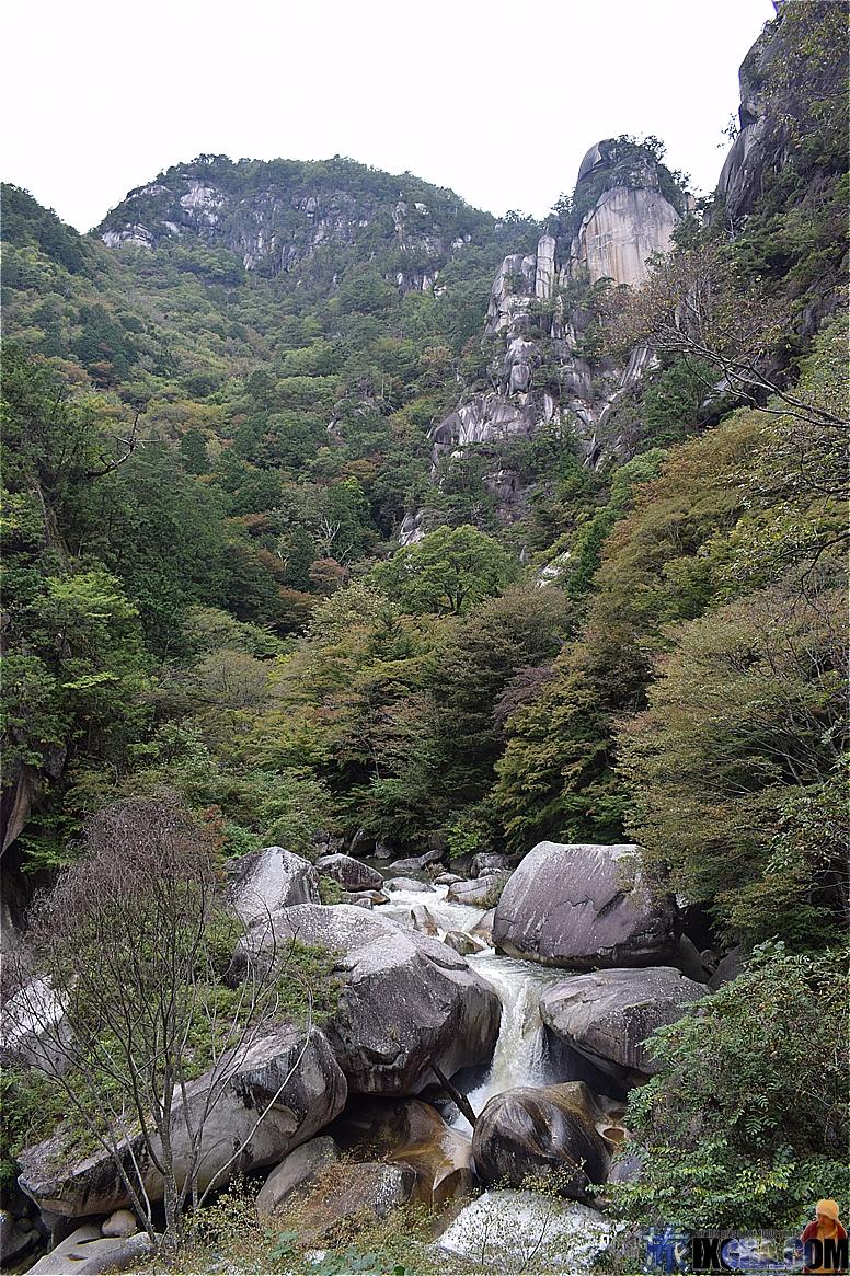昇仙峡を代表する