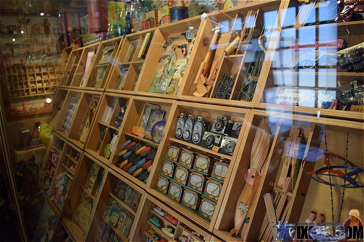 小さな駄菓子屋さん博物館
