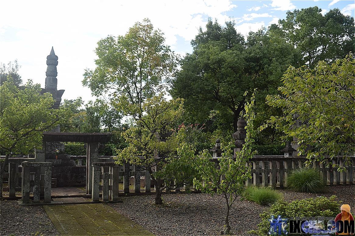 榊原康政の墓