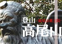 約1200年の歴史を持つ高尾山にある古刹『高尾山薬王院』に行ってみた
